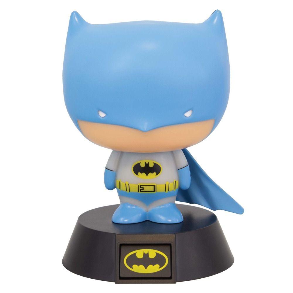 ЭМСИ Светильник DC Retro Batman Icon Light светильник paladone batman eclipse light pp4340bmv2