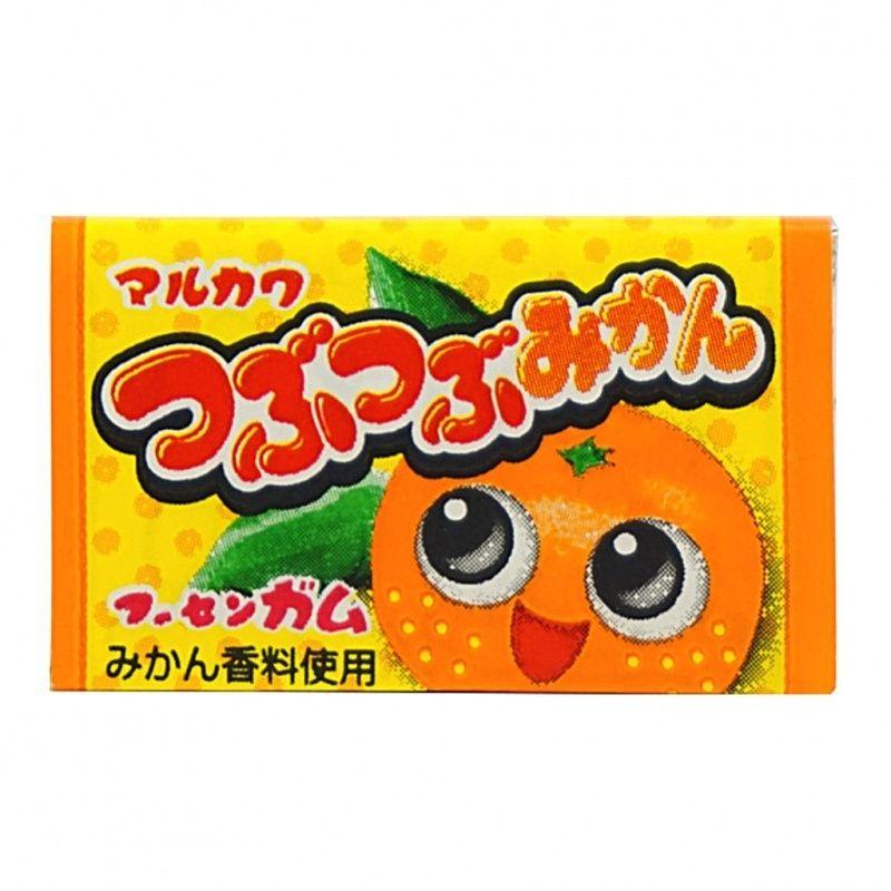 жевательная резинка со вкусом мяты конфитрейд angry birds movie 14 г Ниппон MARUKAWA жевательная резинка со вкусом мандарина