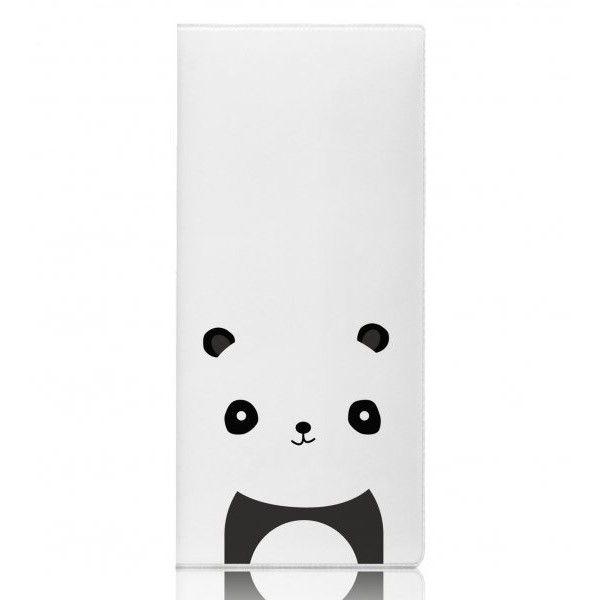 Miusli Обложка для путешествий Panda