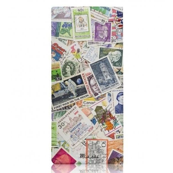 Miusli Обложка для путешествий Stamps color