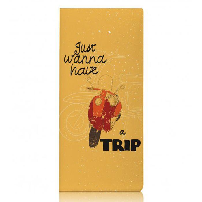Miusli Обложка для путешествий Trip