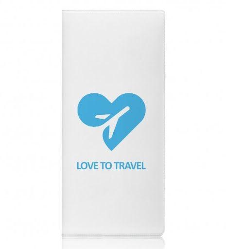 Miusli Обложка для путешествий Love to travel