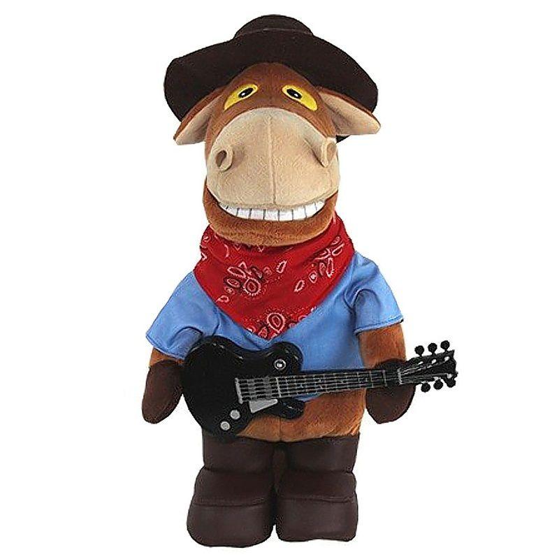 Анимированные игрушки Конь Ковбой Гитарист