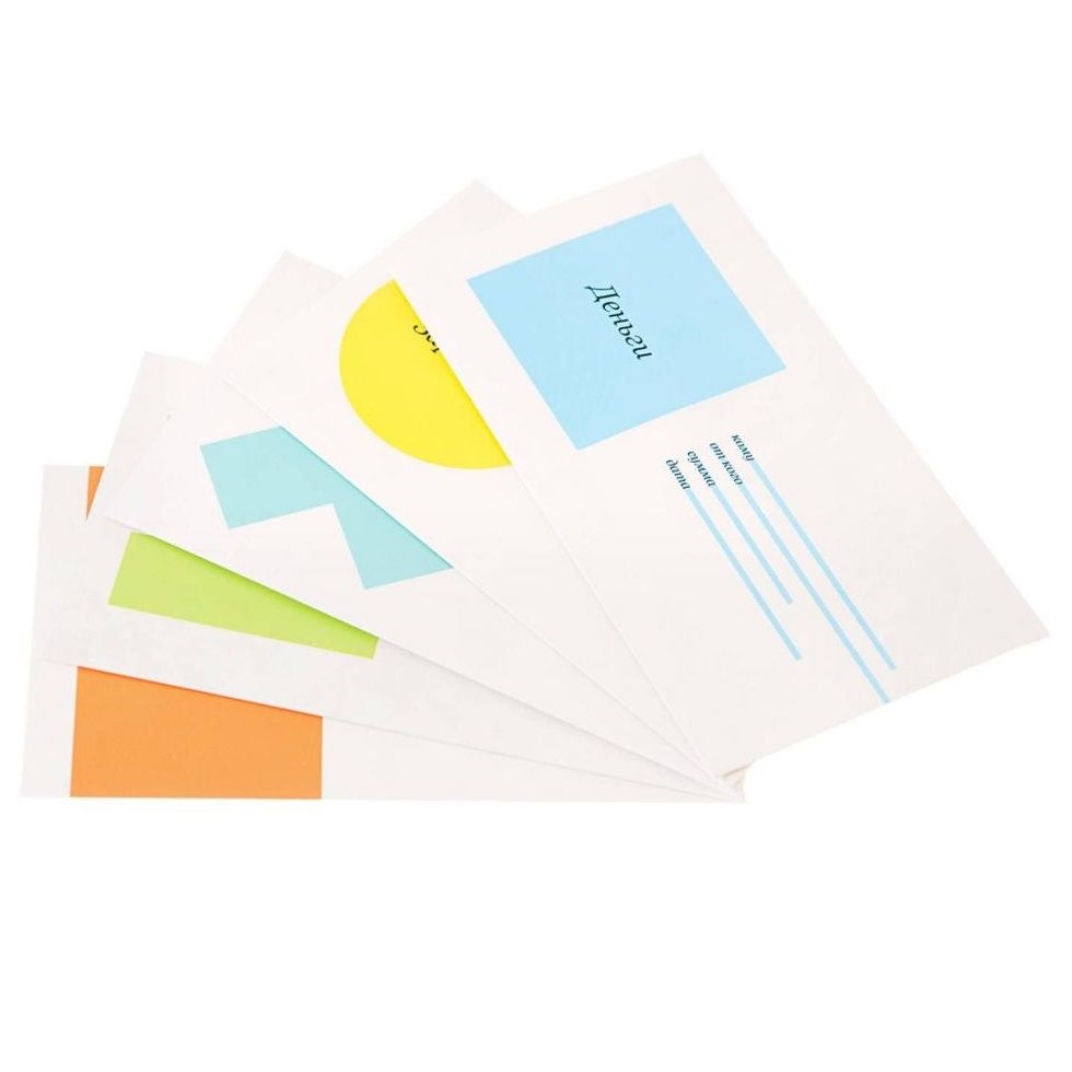 Фото - Антибуки Набор конвертов антибуки набор статусов настроения 2