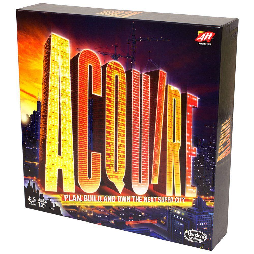 Avalon Hill/Hasbro Сделка (Приобретение)