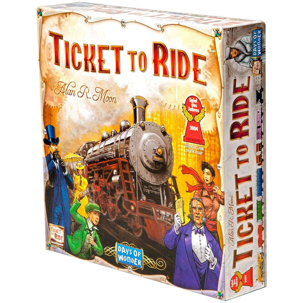 DoW Билет на поезд