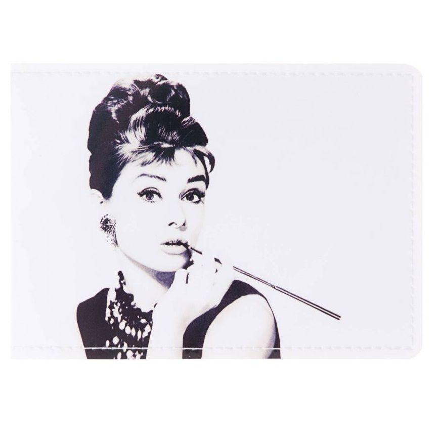 Joki Обложка на студенческий Одри с мундштуком
