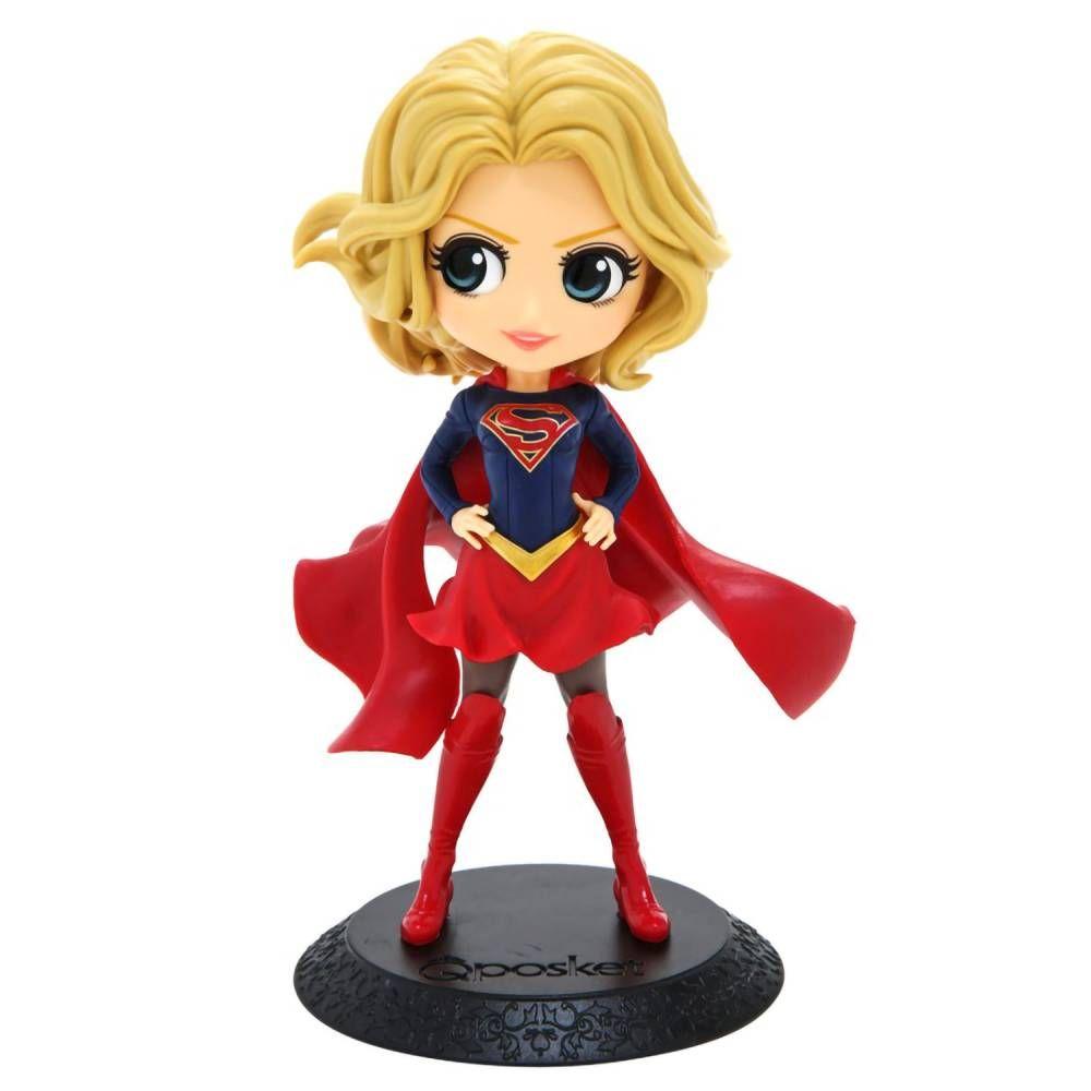 ЭМСИ Фигурка Q Posket DC Comics: Supergirl фигурка banpresto dc comics catwoman 82748