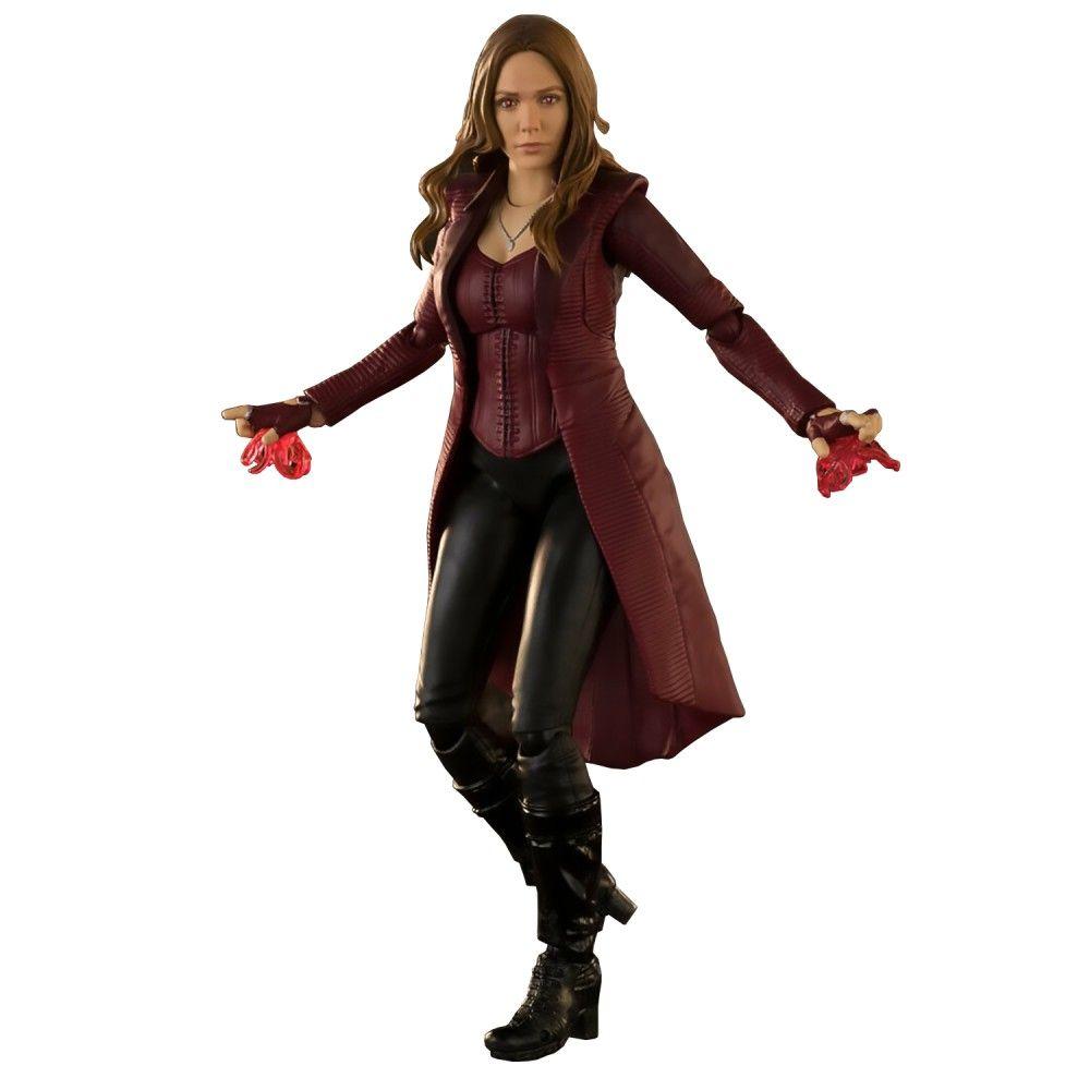 endgame ЭМСИ Фигурка S.H.Figuarts Avengers: Endgame Scarlet Witch