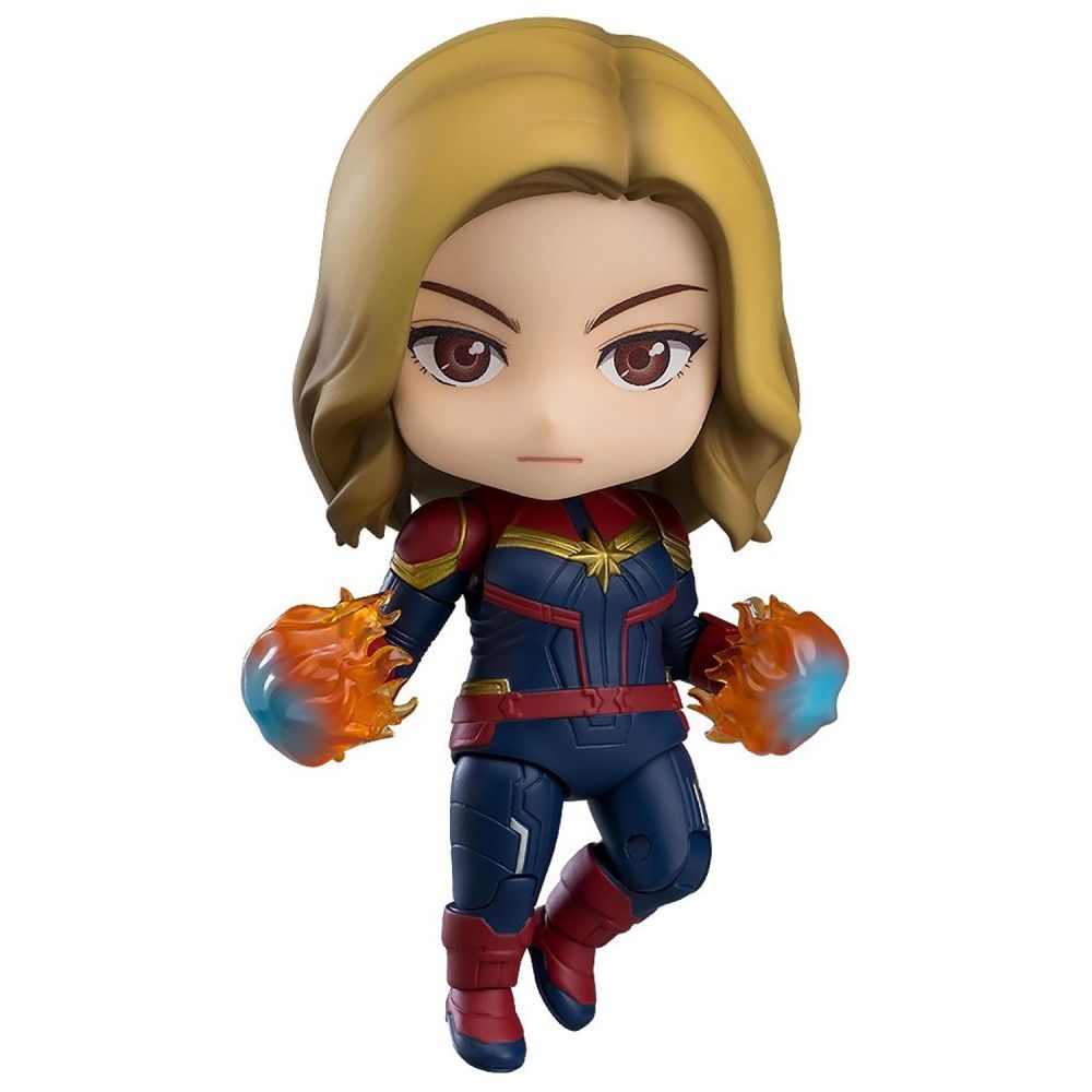 ЭМСИ Фигурка Nendoroid Captain Marvel Heros Edition