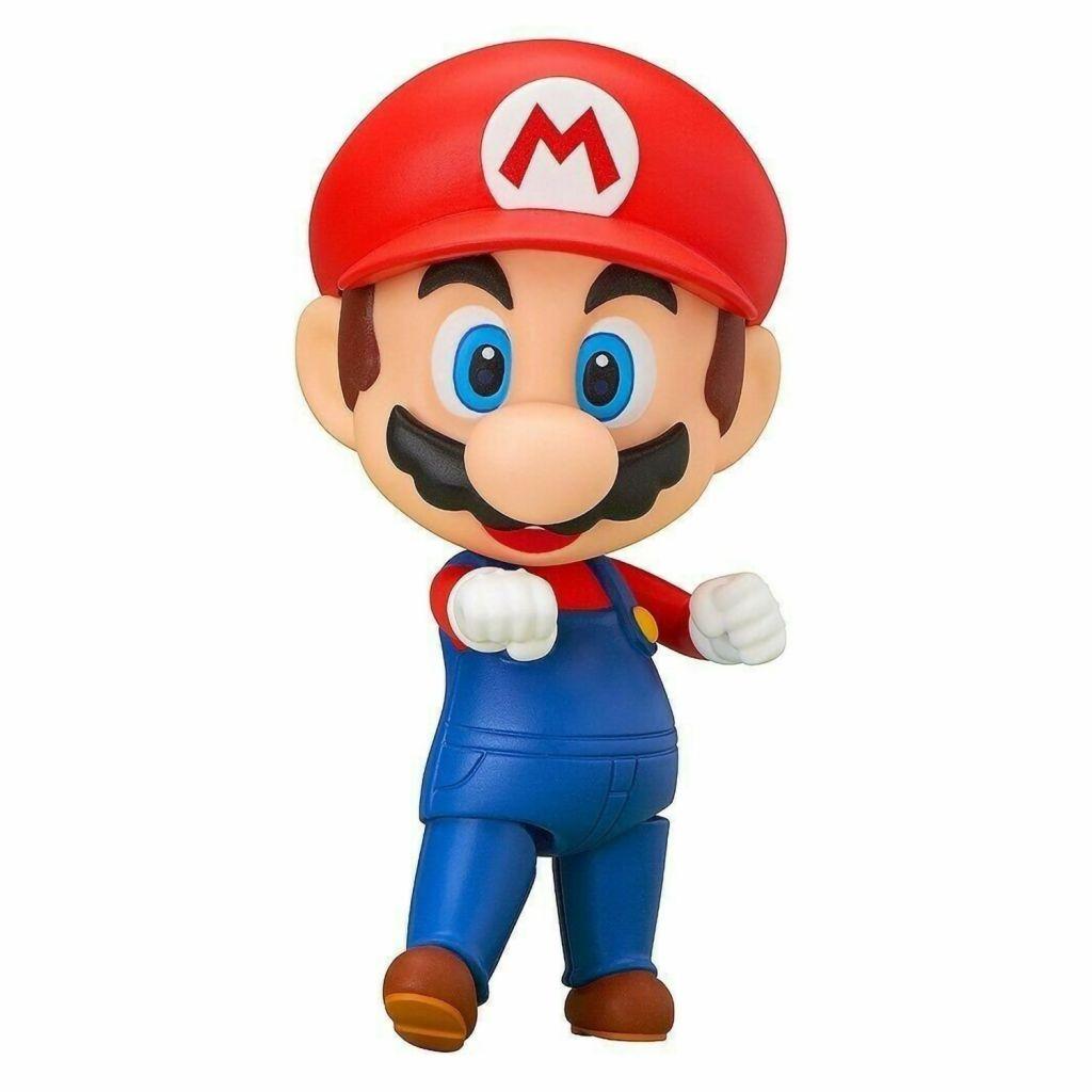 ЭМСИ Фигурка Nendoroid Super Mario Mario