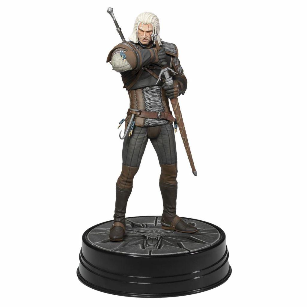 ЭМСИ Фигурка Dark Horse Witcher THE WITCHER 3 Heart of Stone Deluxe Geralt