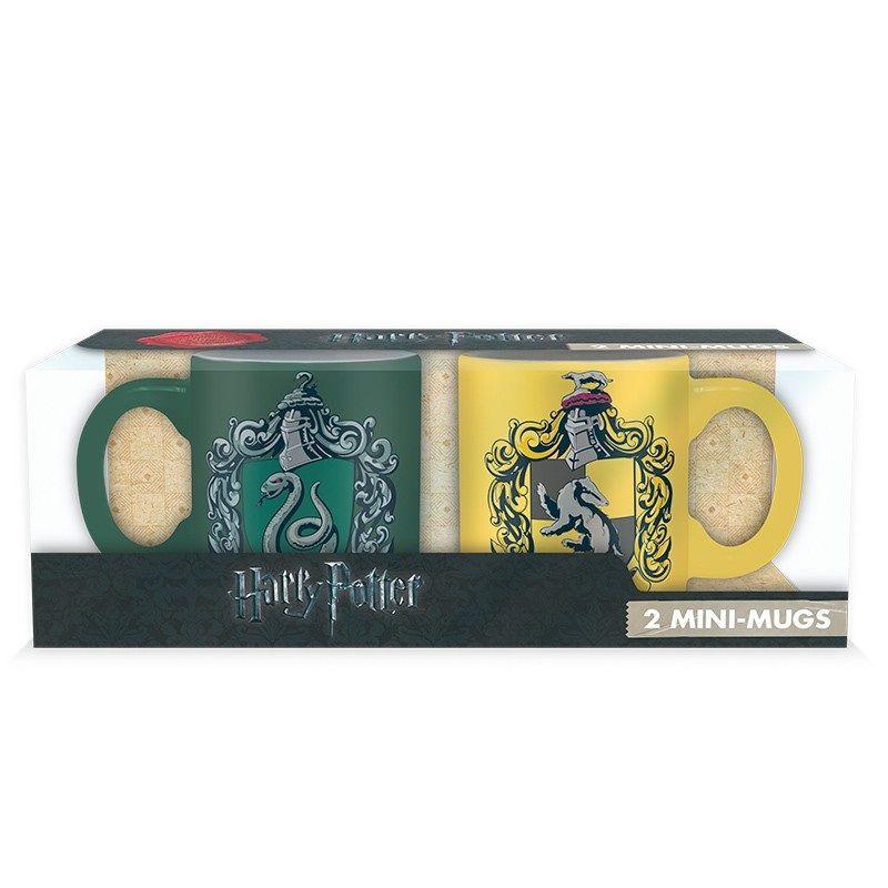 ЭМСИ Набор кружек Harry Potter Slytherin and Hufflepuff набор магнитов harry potter wizardry