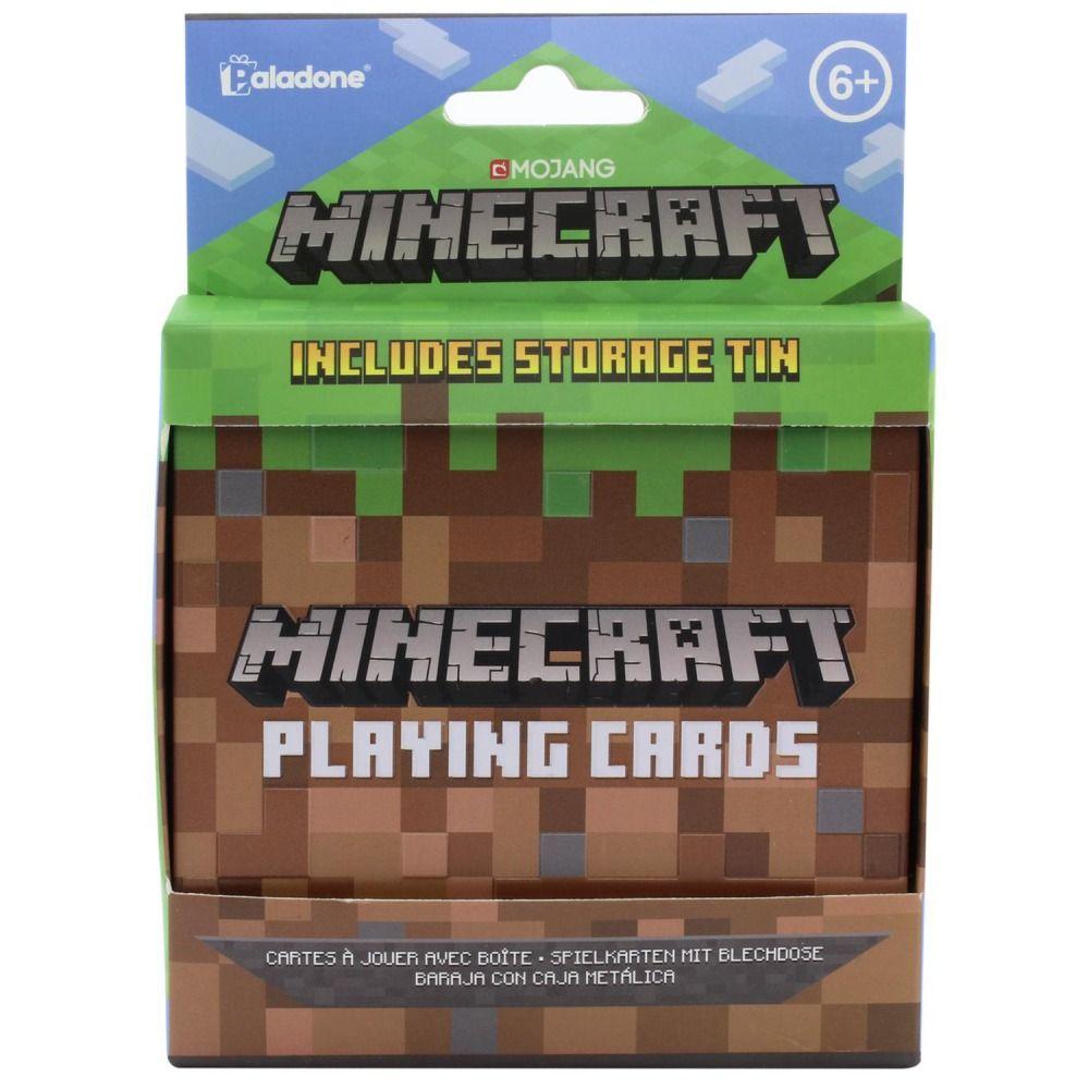 ЭМСИ Карты игральные Minecraft