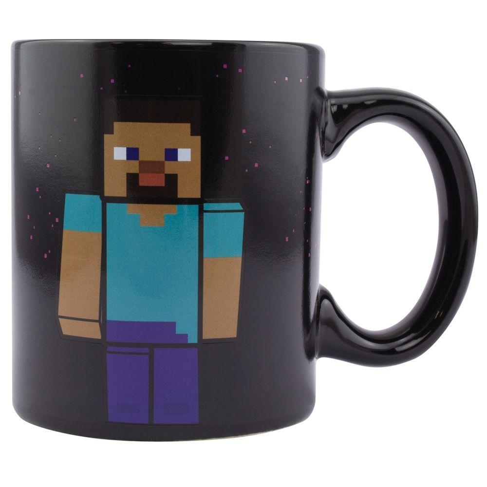 ЭМСИ Кружка Minecraft Enderman Heat Change Mug
