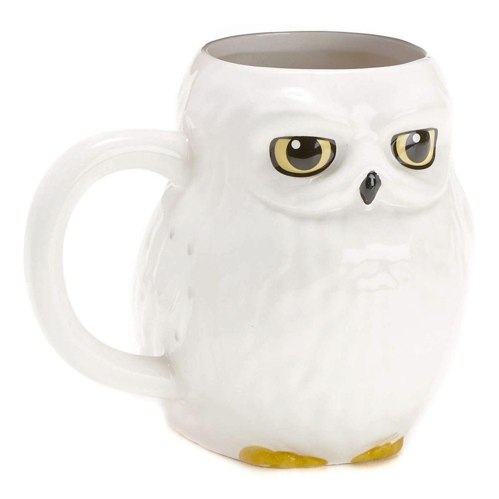ЭМСИ Кружка Harry Potter Hedwig Shaped Mug