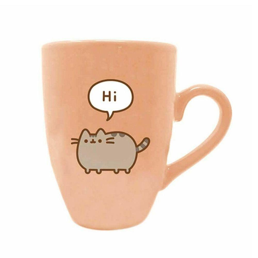 ЭМСИ Кружка Pusheen (Pusheen says Hi) Latte Mug