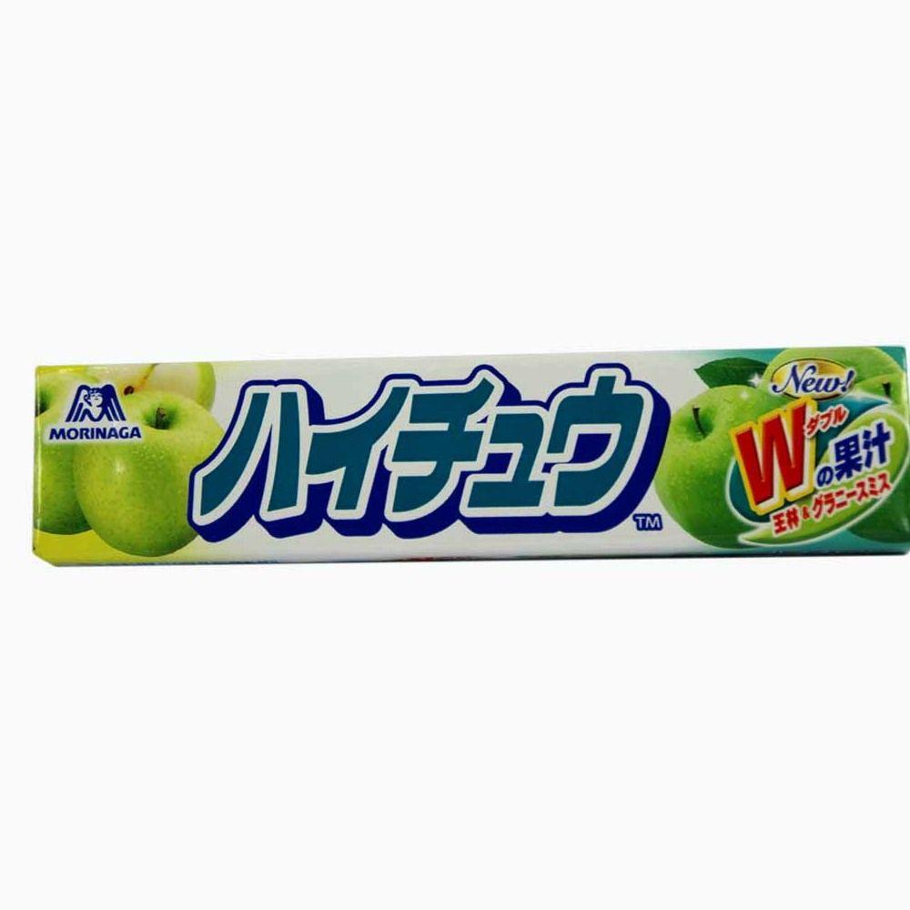 Coris Co. Конфеты MORINAGА Hi-Chew Green Apple