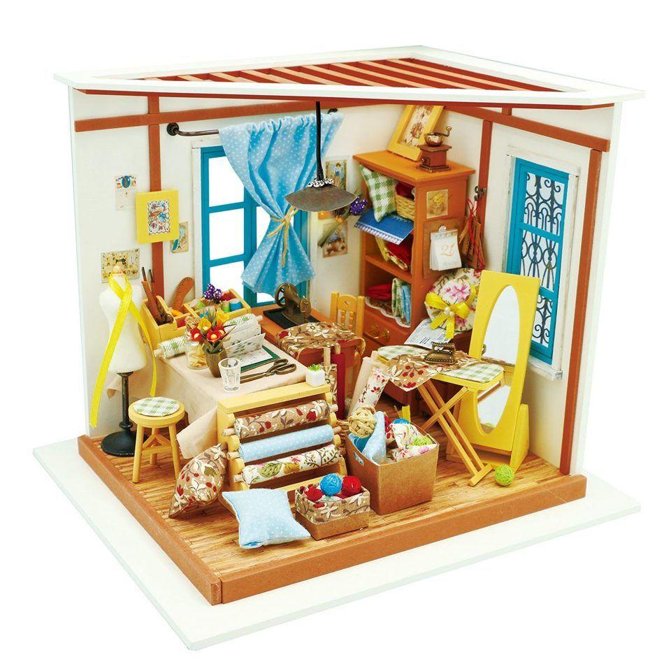 DIY House Румбокс