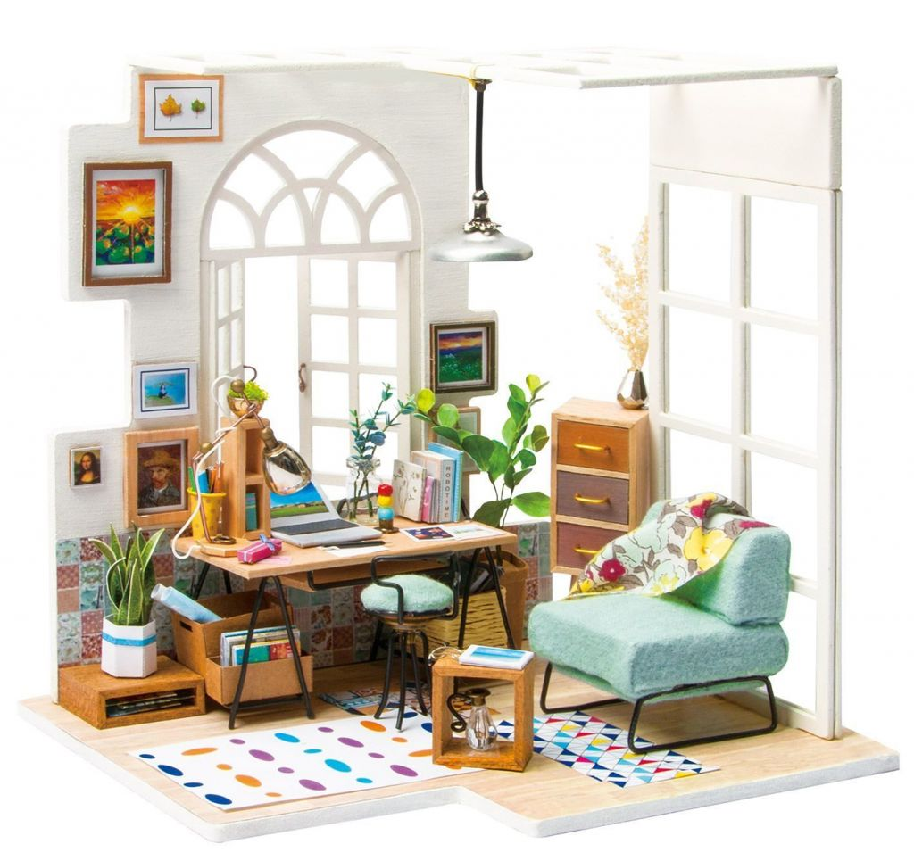 DIY House Румбокс SOHO Time