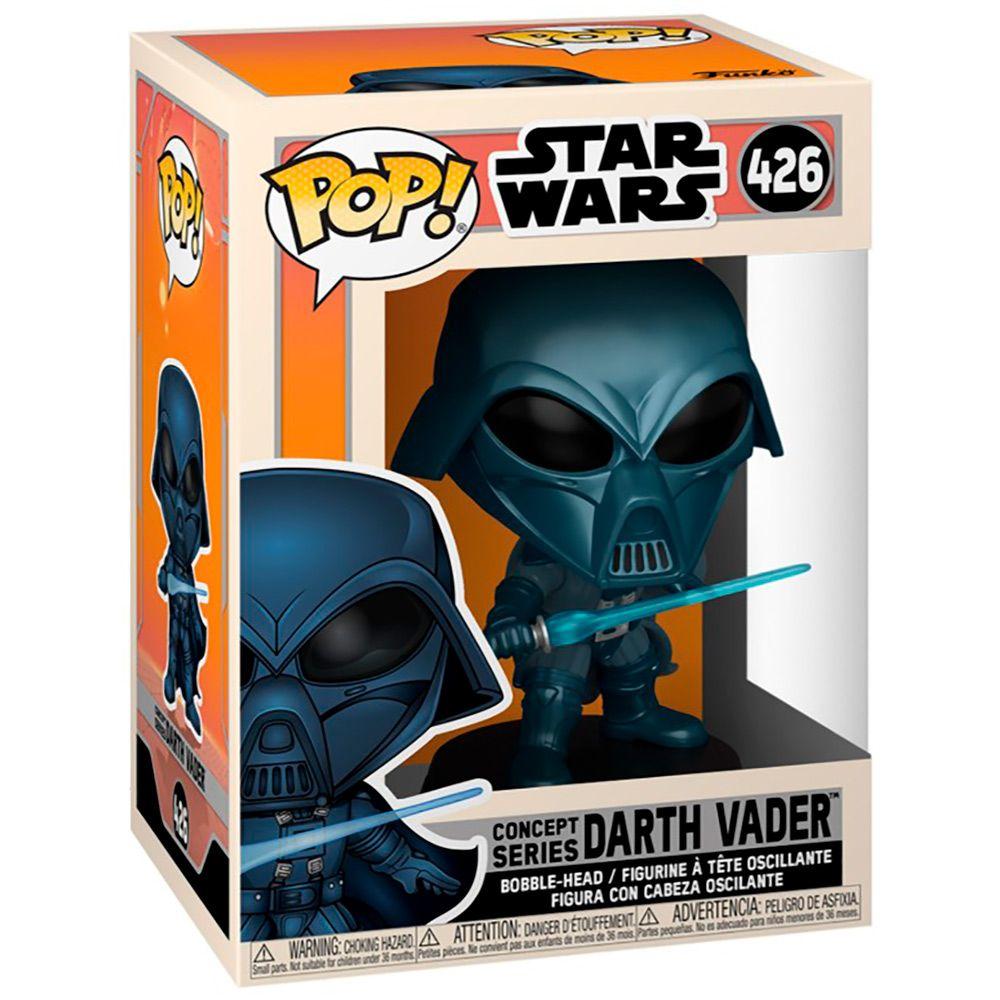 printio darth vader Funko POP! Фигурка Funko POP! Star Wars. Concept Series: Darth Vader