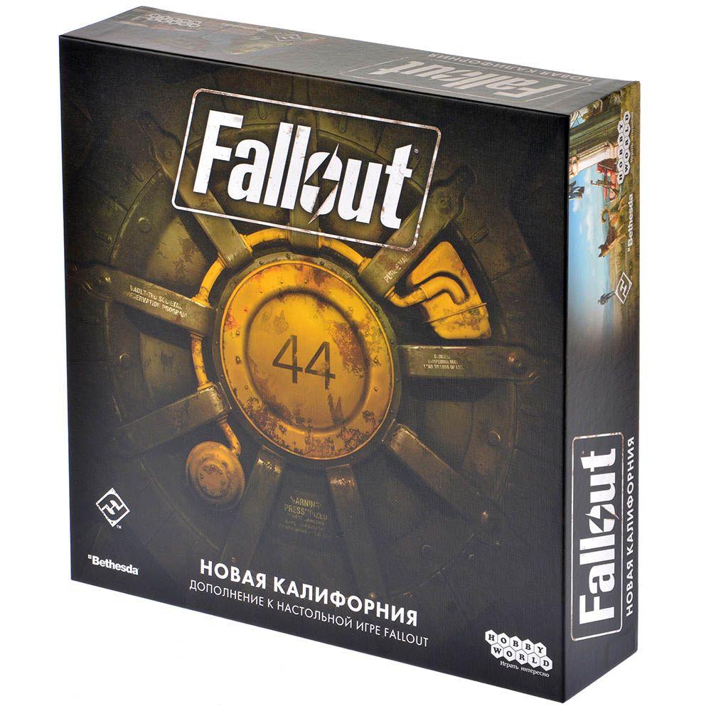 Hobby World Fallout: Новая Калифорния