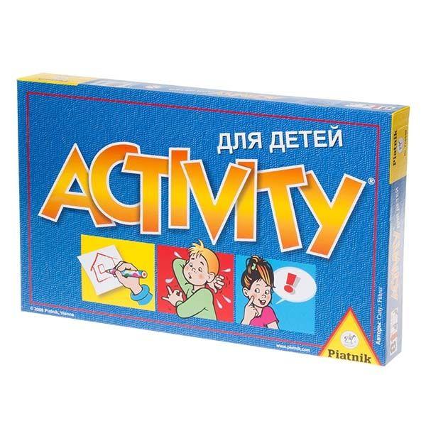 Фото - Piatnik Активити для детей piatnik активити 3