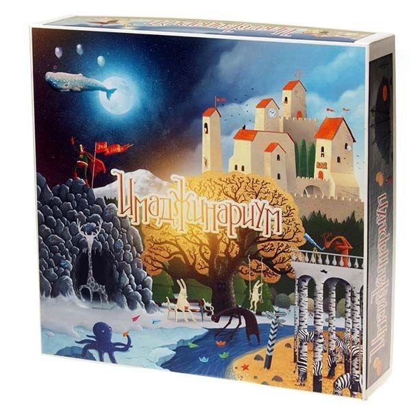 Cosmodrome Games Имаджинариум (старое издание)