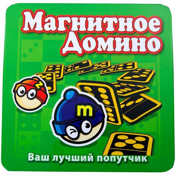 MACK & ZACK Игра дорожная Домино