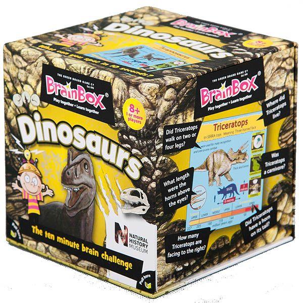 ИнтерХит Сундучок знаний: Dinosaurs