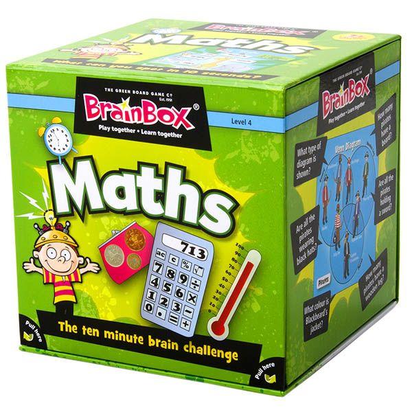 ИнтерХит Сундучок знаний: Maths