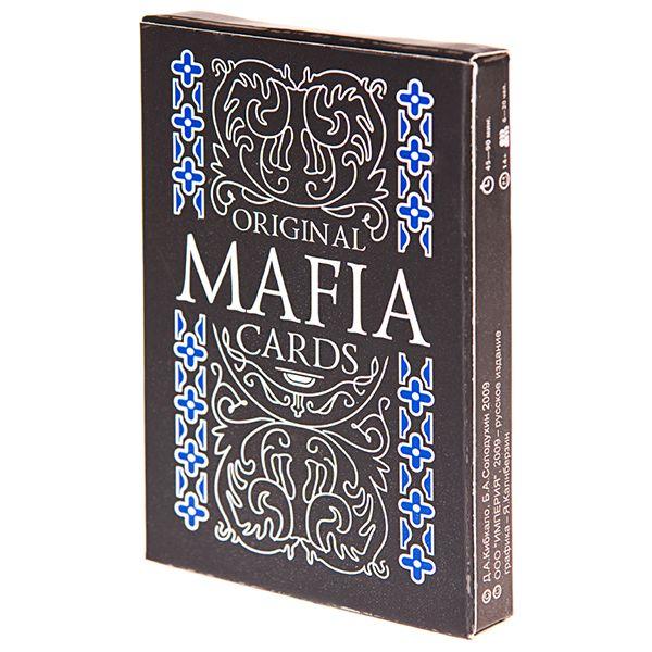 Magellan Карты для игры в Мафию (пластиковые)