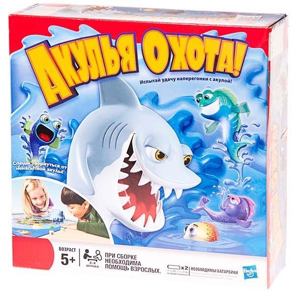 Hasbro Акулья охота
