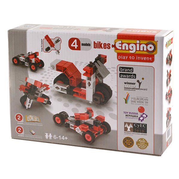 Pico Builds Конструктор Мотоциклы (4 модели)