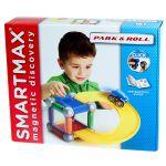 Магнитный конструктор Smartmax Паркинг