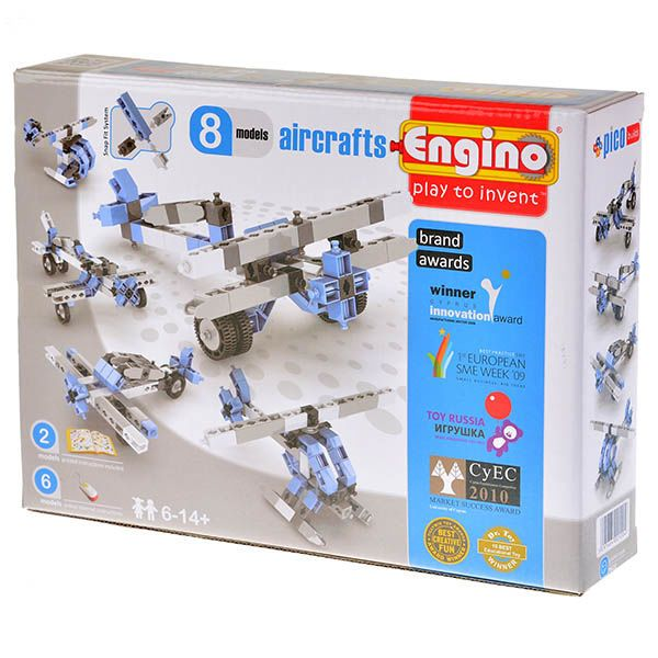 Pico Builds Конструктор Самолеты