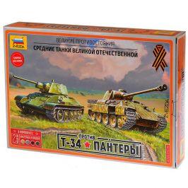 Т-34/76 против Пантеры