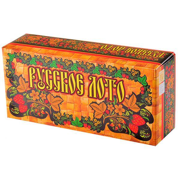 Фото - Разное Русское лото в картонной коробке нож шефа kanetsugu pro j 6006 сталь vg 10 в картонной коробке