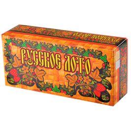 Русское лото в картонной коробке
