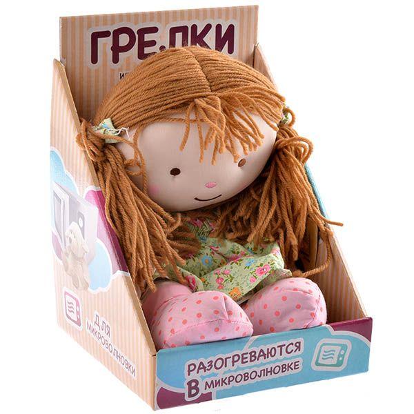 Разное Кукла-грелка Элли