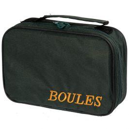 Петанк в сумке (6 шаров, черные)