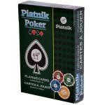 Покерные карты (Пластиковое напыление)