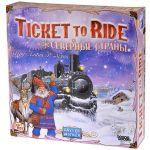 Билет на поезд Северные страны