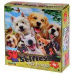 Собаки селфи