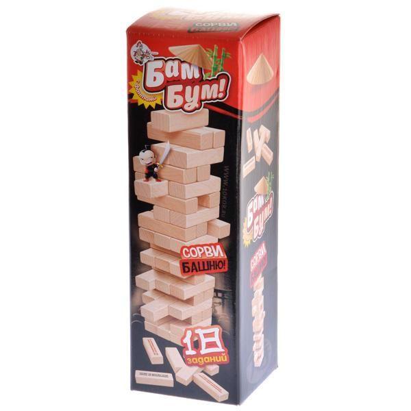 Фото - Десятое королевство Бам-бум настольная игра десятое королевство бам бум кроко 04101