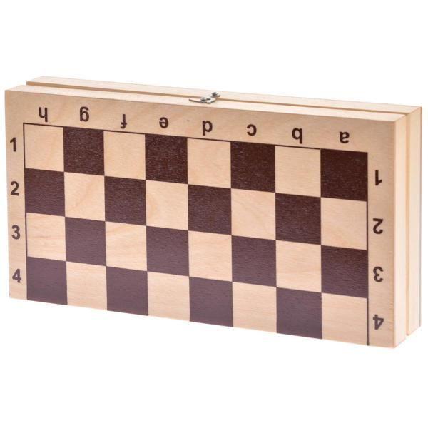 Десятое королевство Шахматы деревянные
