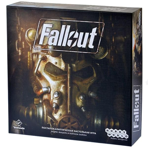 Hobby World Fallout (Фоллаут)