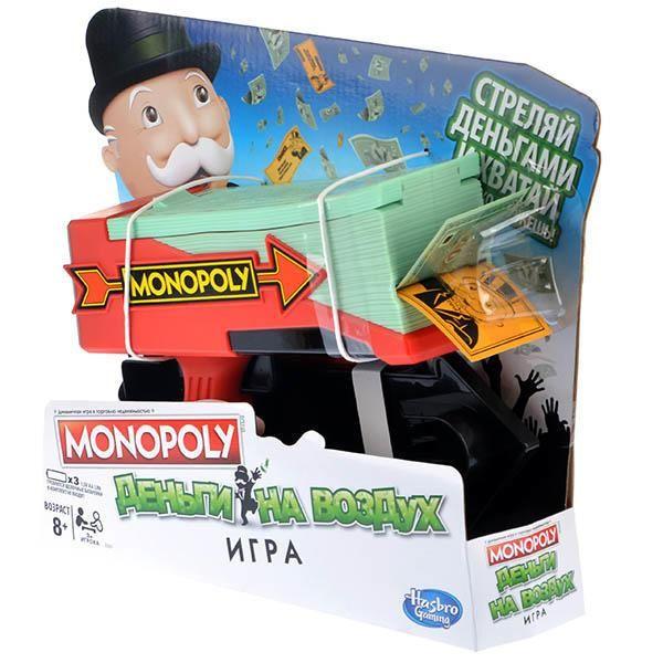 Hasbro Монополия: деньги на воздух