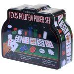 Набор для покера в коробке (200 фишек)