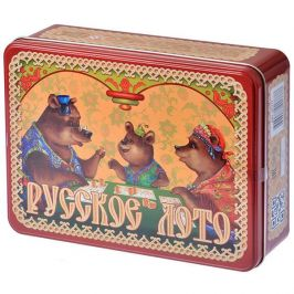 Русское лото Три медведя